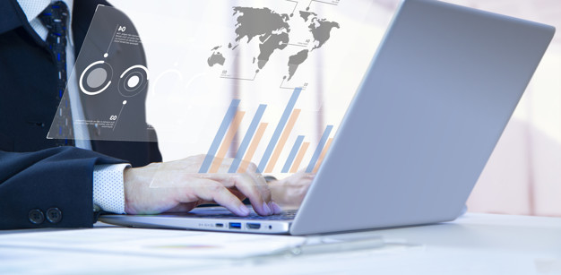 Business information analysis.