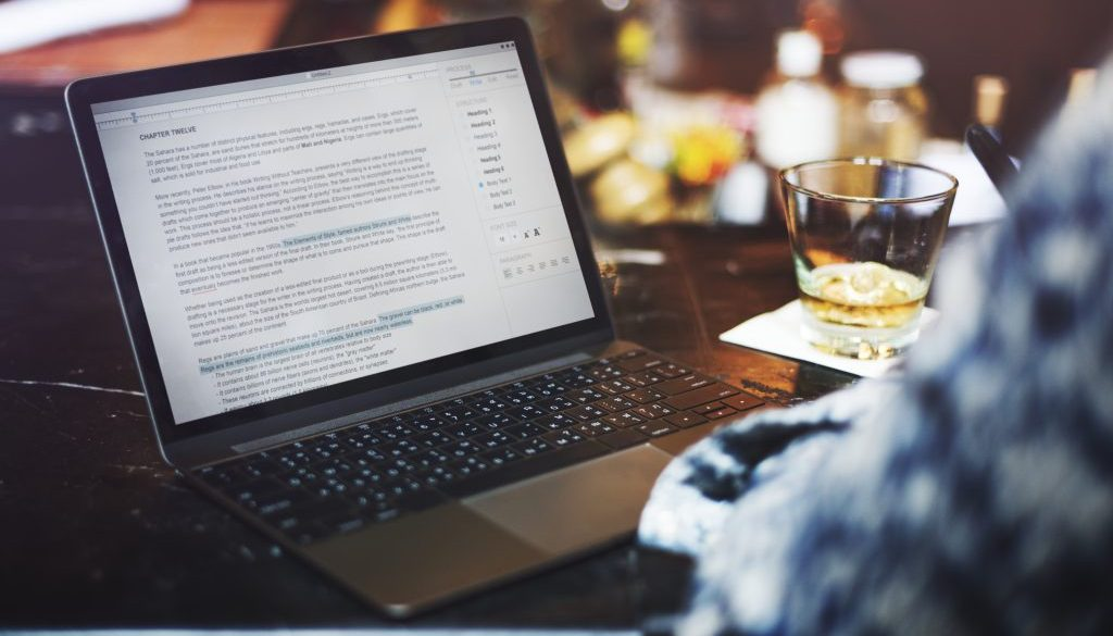 How to edit an article to make it your own