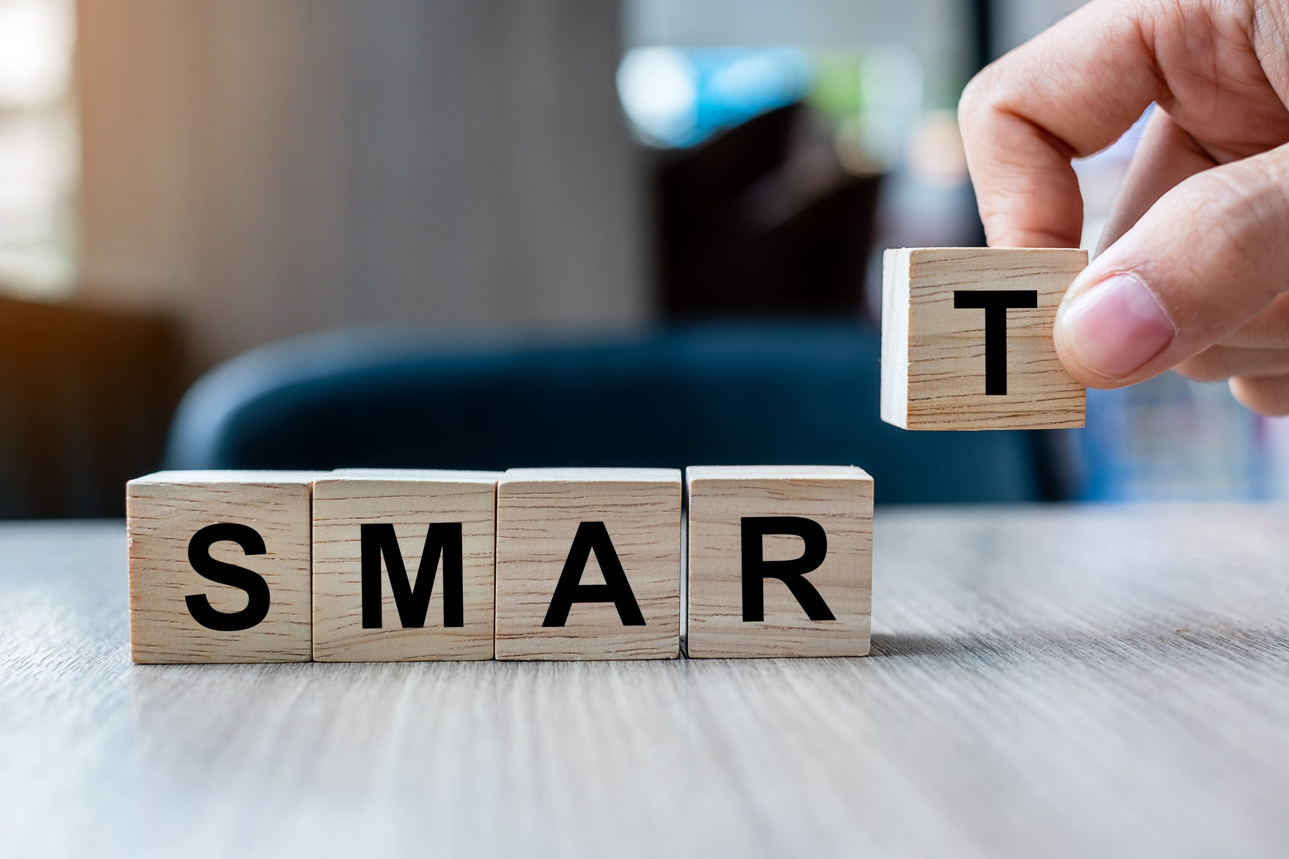 Setting your content SMART goals