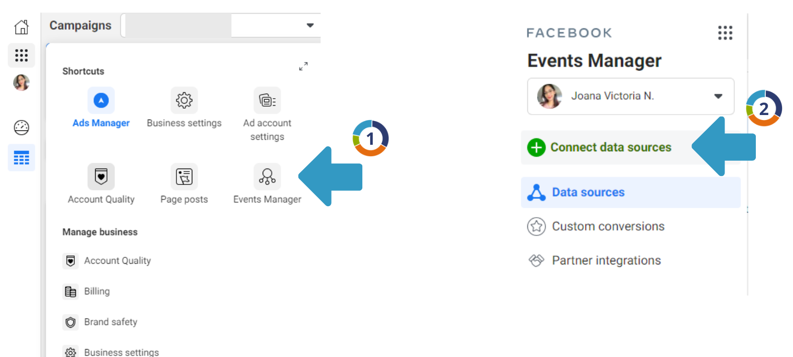 How to set up Facebook Ads Manager