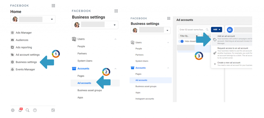 How to set up a Facebook Ads Manager account