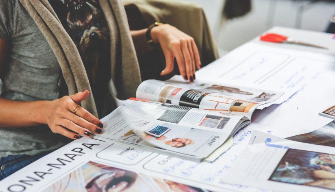 magazine newspaper