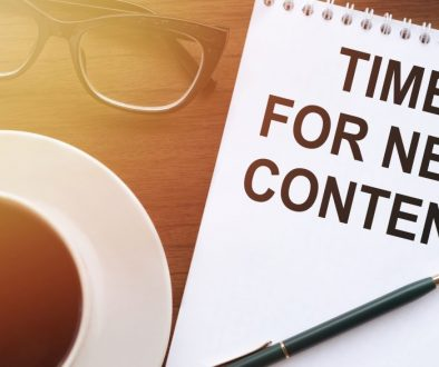 Top 10 ways to source new content for your website