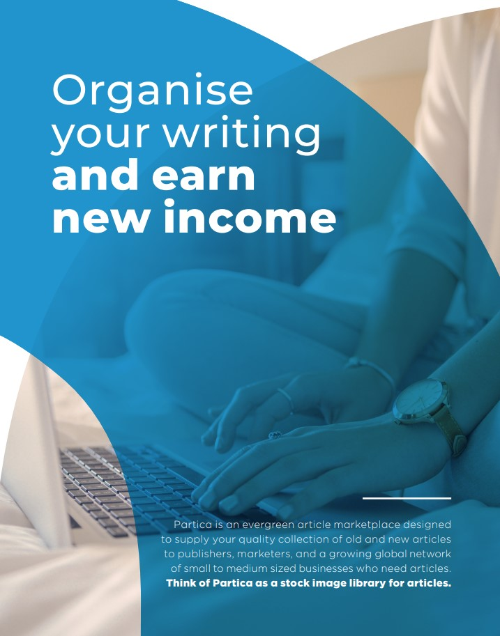 New income from existing content